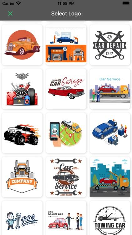 Logo Maker: Create Logo Design screenshot-6