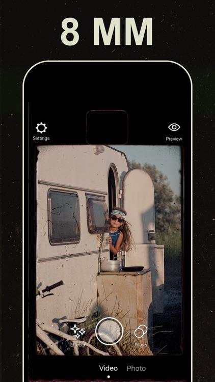 VHS Video Editor & 90s Filter screenshot-5