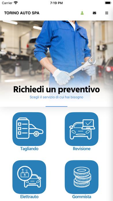 Torino Auto Screenshot
