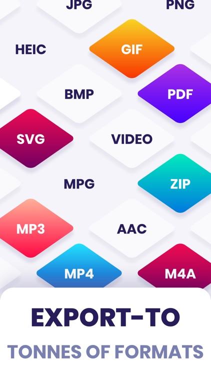Media Converter PDF Gif Maker