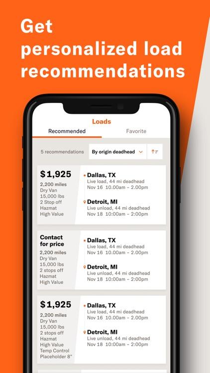 Schneider FreightPower® screenshot-0