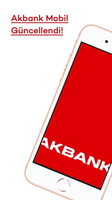 Akbank iphone ekran görüntüleri