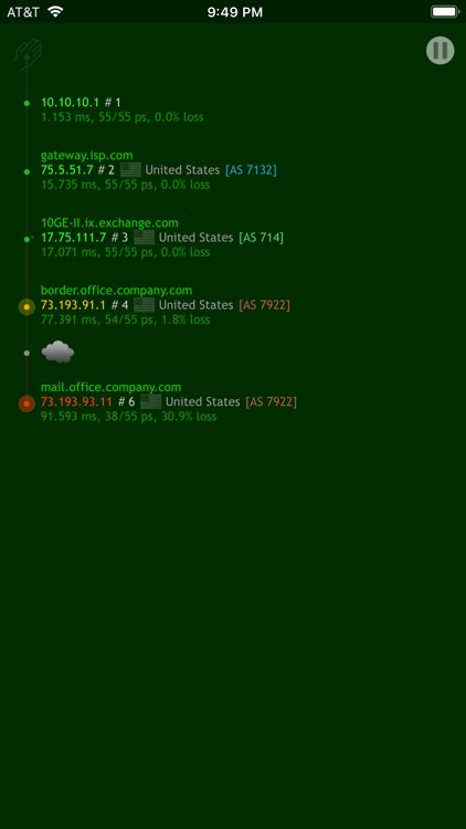 Nice Trace - Traceroute screenshot-5