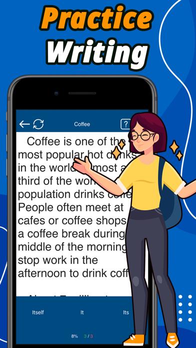 Pronouns in English: Learn app Screenshots