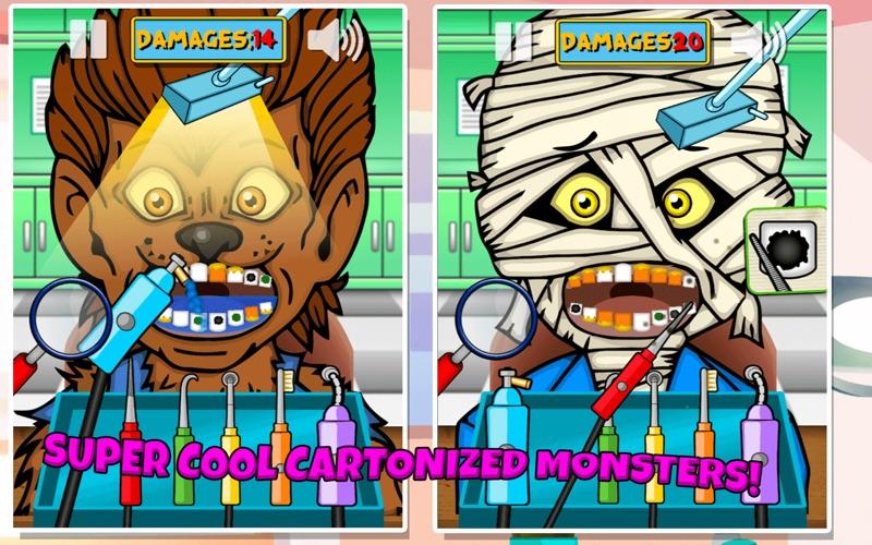 Halloween Dentist For Kids screenshot 4