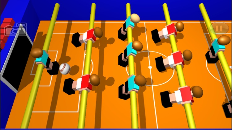 Table Football, Soccer,  Pro screenshot-4