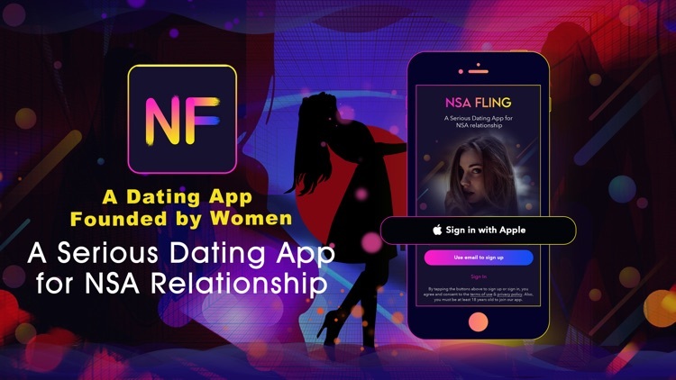 NSA Fling: Adult Hookup Dating