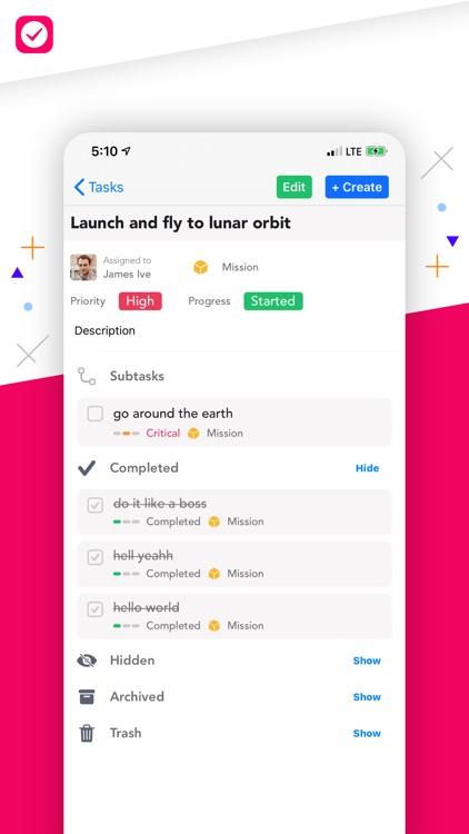 Nural - Tasks, Notes, Messages