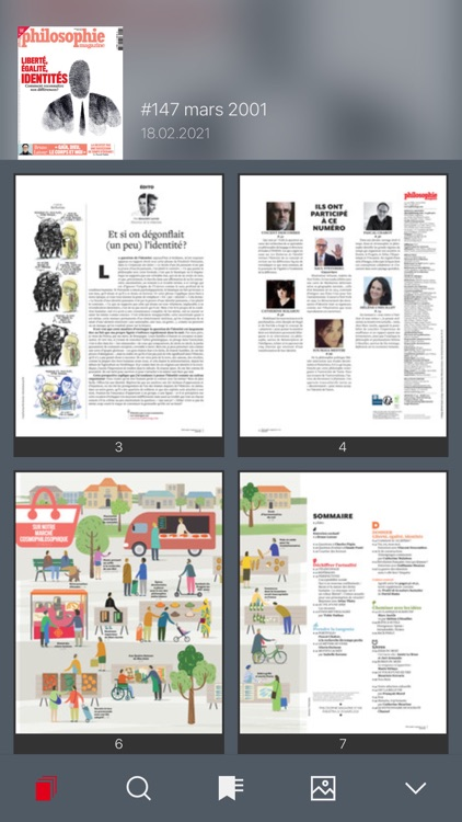 Philosophie magazine screenshot-3