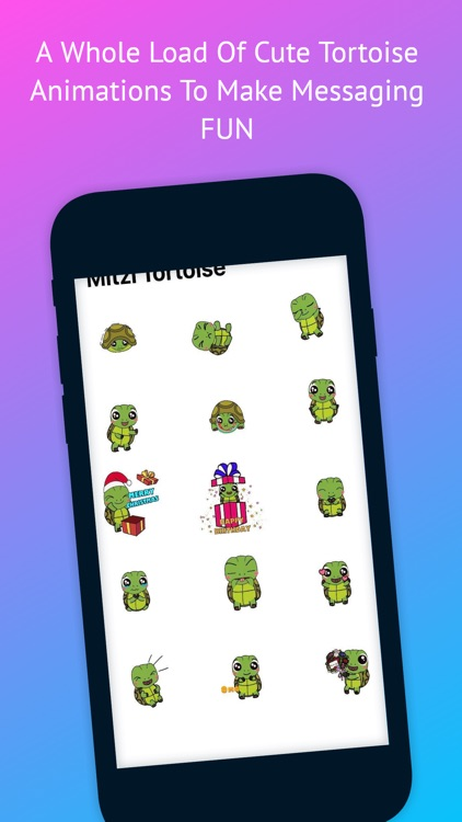 Mitzi Tortoise Animations screenshot-3