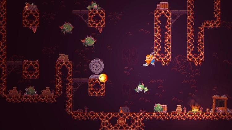 Dwarf Journey screenshot-8