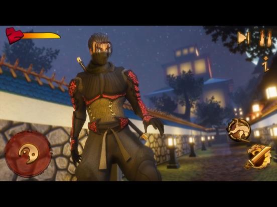 Shadow Ninja Assassin Game Ep4 screenshot 7
