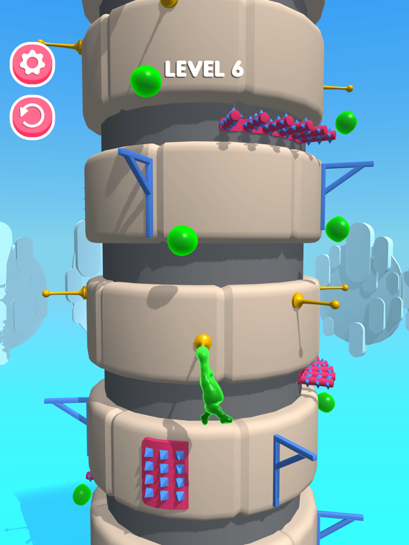 Blob Up! 3D screenshot 11
