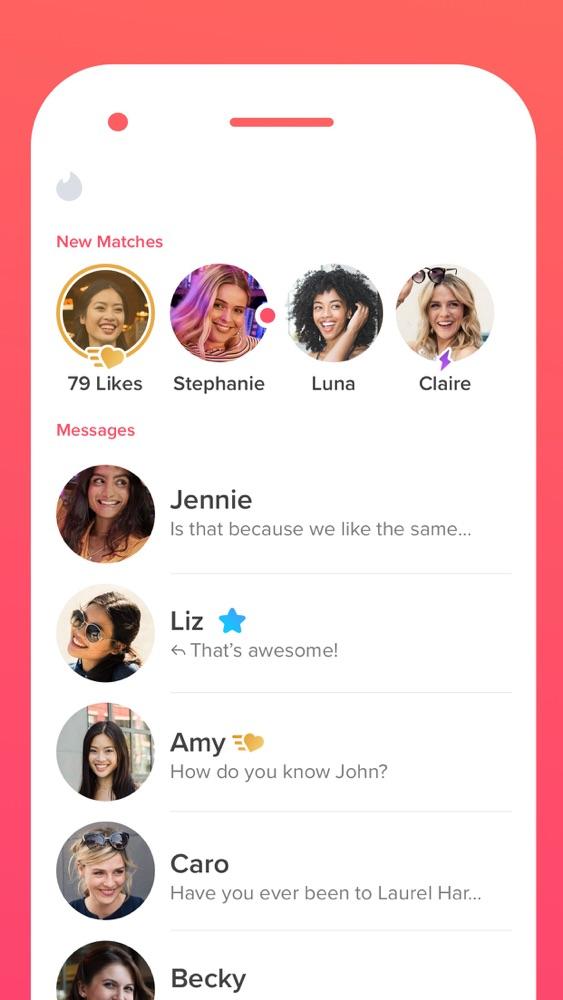 Tinder dating site login