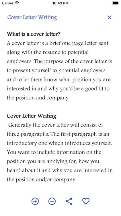 English Letter Writing Pro screenshot-3
