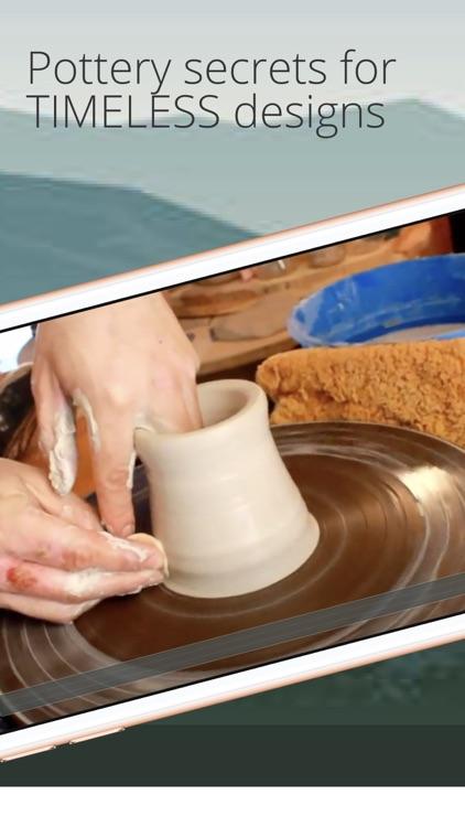 Create Pottery Deviant Art App