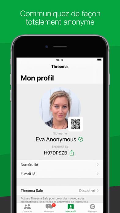 Télécharger Threema. Messagerie sécurisée pour Pc