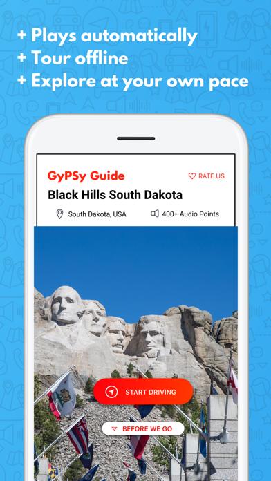 Black Hills Badlands GyPSy Screenshot