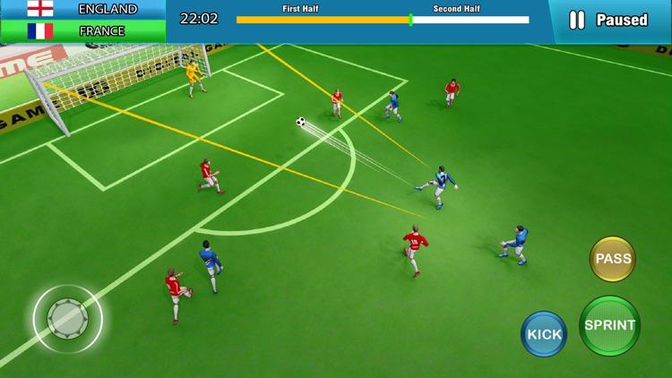 Soccer League : Football Games