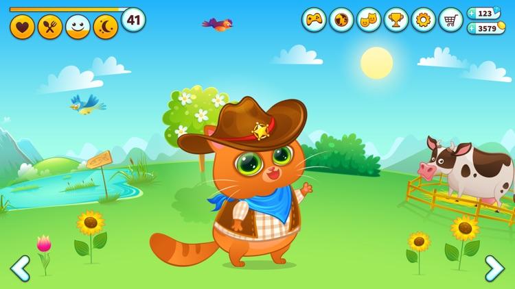 Bubbu – My Virtual Pet Cat screenshot-4