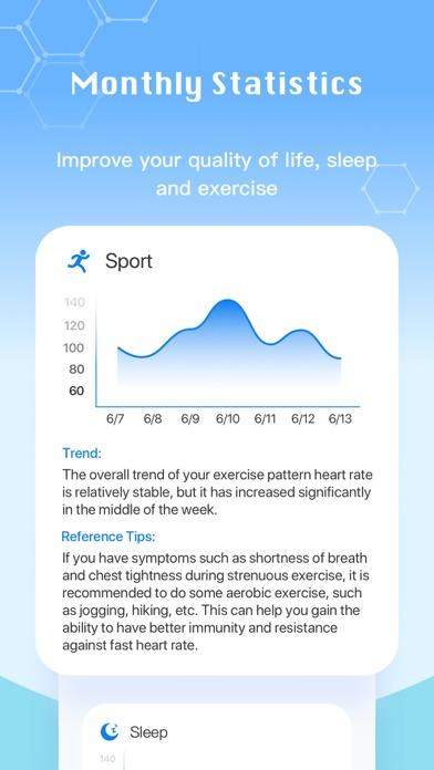 Heart Rate Me-Home Pulse Track Screenshot