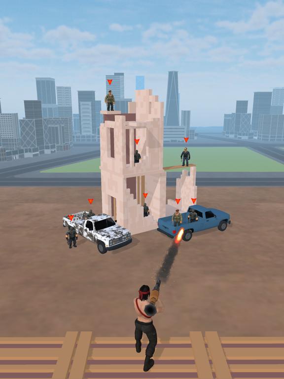 Mrs. RPG - Hot Girl Demolition screenshot 7