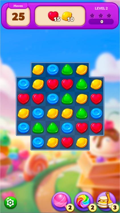 Lollipop : Link & Match screenshot-0