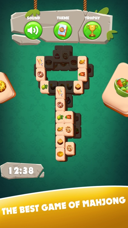Onet Mahjong - Link Puzzle