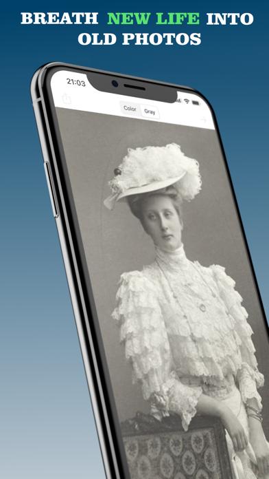 Colorize - Improve Old Photos Screenshot