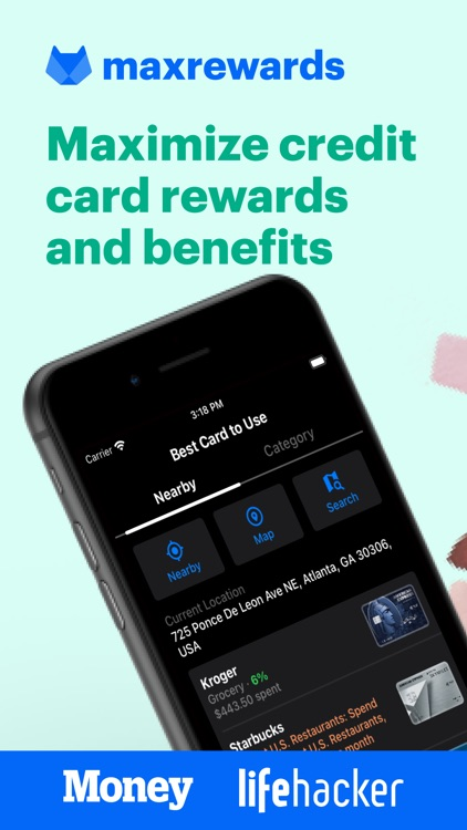 MaxRewards–Credit Card Manager