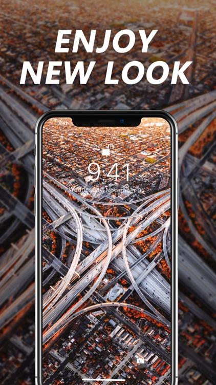 Wallpaper X – 4K HD wallpapers screenshot-4