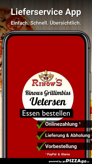 Rinows Grillimbiss Uetersen screenshot 1