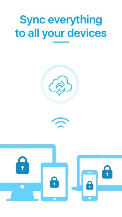 Password Manager - Lock Apps screenshot-4