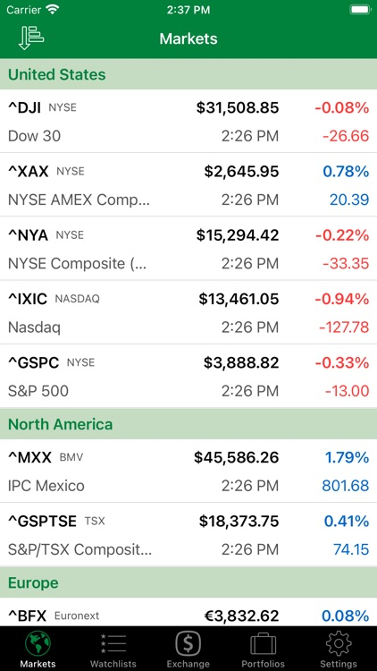 M-Stocks