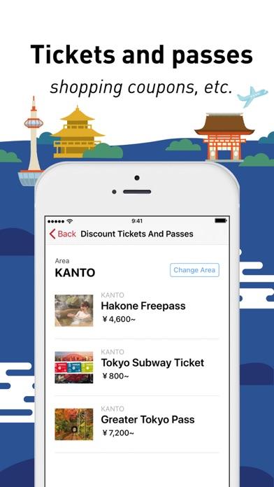 Japan Official Travel Appのおすすめ画像6