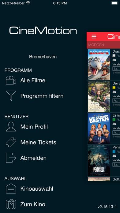 CineMotion Kino screenshot 3