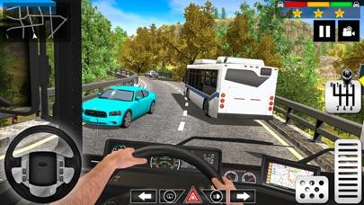 コーチバス運転シミュレータ3Dのおすすめ画像3
