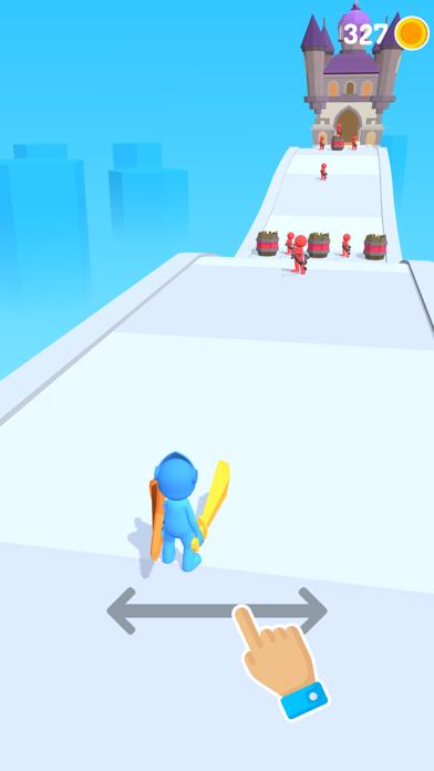 Fury Knight screenshot 1
