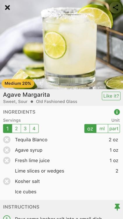 Cocktail Hobbyist - Recipes screenshot-4