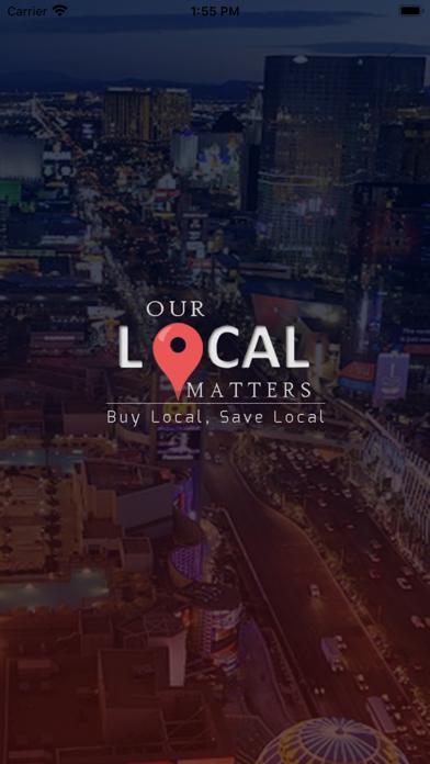 Our Local Matters screenshot #1
