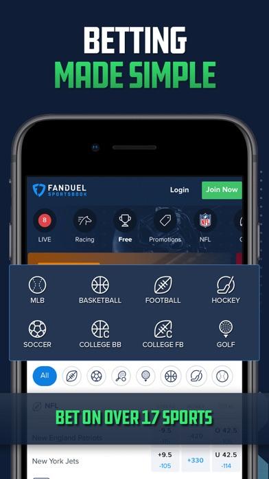 messages.download FanDuel Sportsbook & Casino software