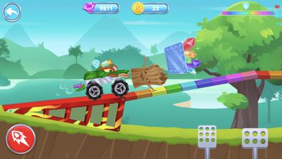 モンスタートラックレーシングゲームのおすすめ画像4