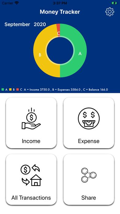 Spending Tracker Pro screenshot #3
