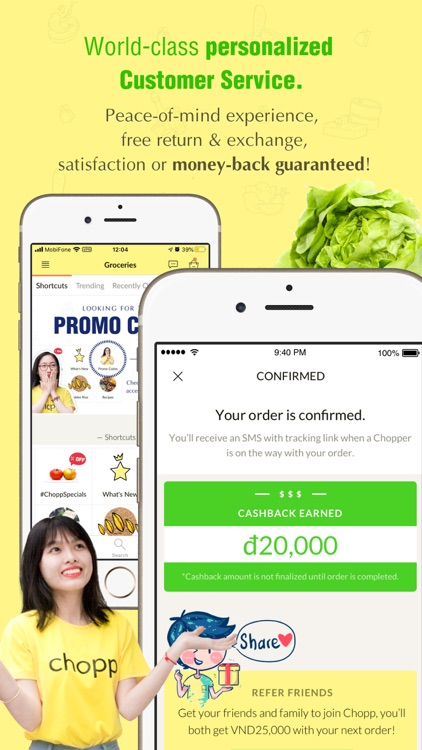 Chopp: On-demand Grocery screenshot-8