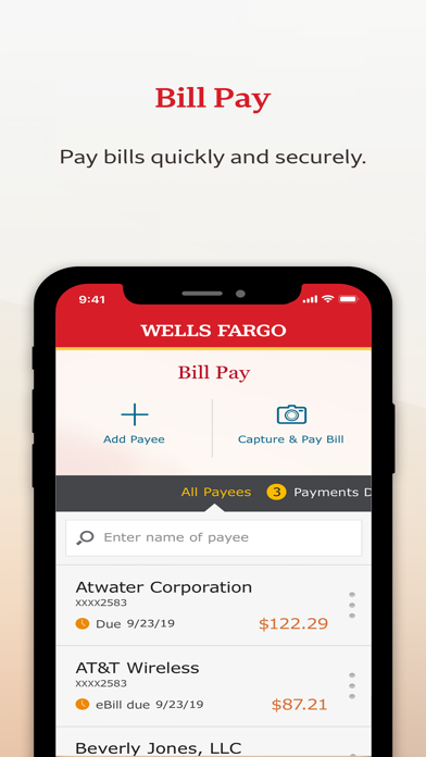 cancel Wells Fargo Mobile subscription image 2