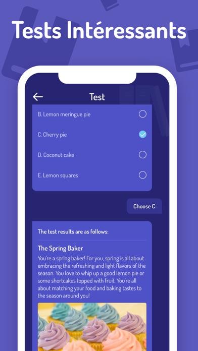Life Seeker-Tests et Visage