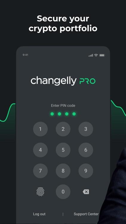 Changelly PRO: Crypto Exchange screenshot-3