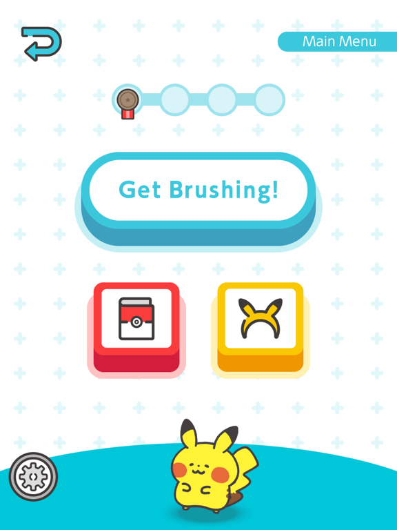 Pokémon Smile iPad app afbeelding 2