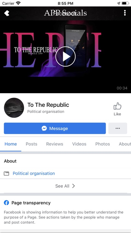 To The Republic