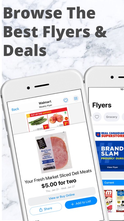 reebee: Weekly Flyers & Deals screenshot-7